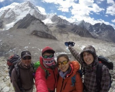 Everest Base Camp Trek in November and December