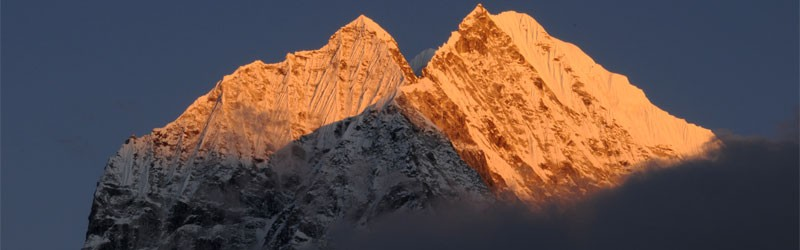 trek to see Mount Everest view