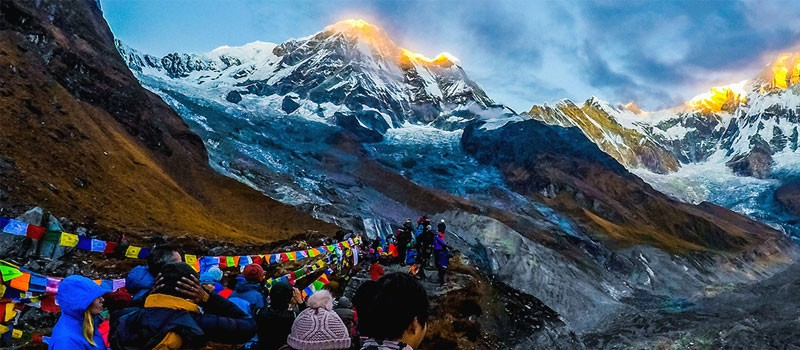 7 days Annapurna base camp trek
