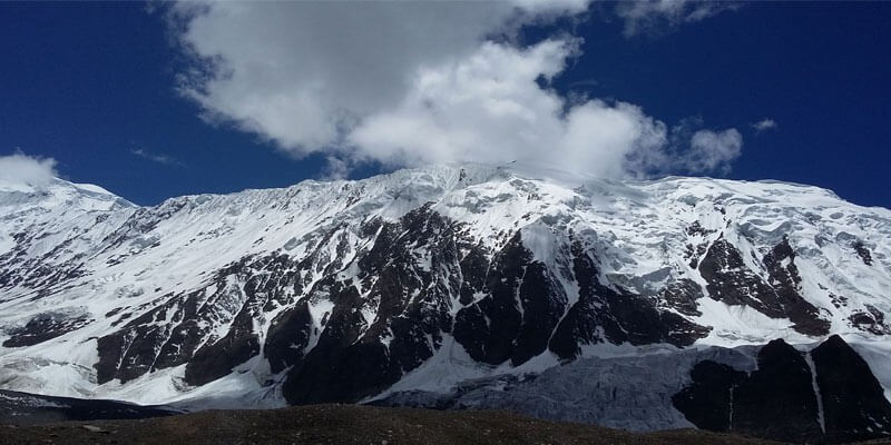 Annapurna circuit weather and temperature