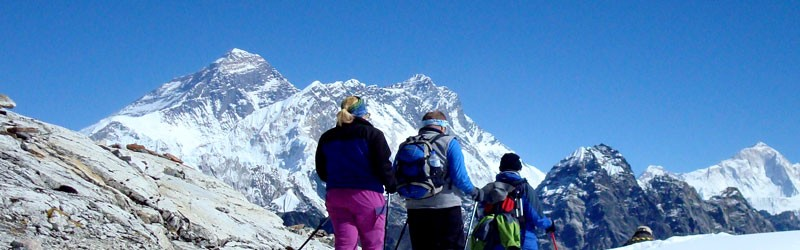 we are heading to Everest base camp