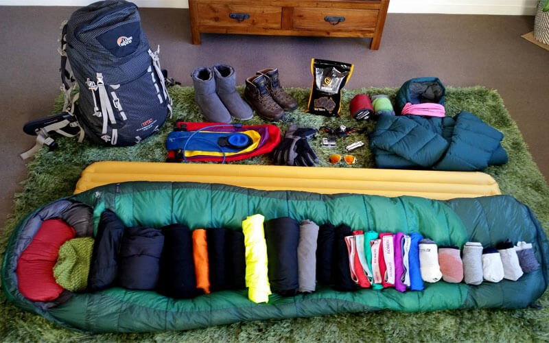The essential guide to packing for a trip to Nepal