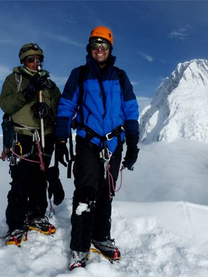 Everest Base Camp Trek with Island Peak Climbing all inclusive package