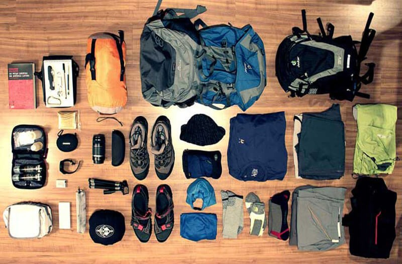 Packing List for Everest Base Camp Trek
