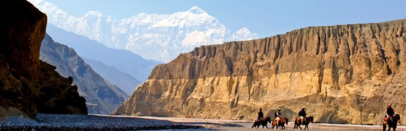Jeep 4 WD tour to Upper Mustang