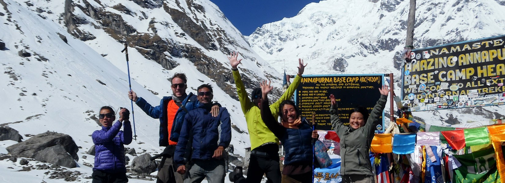 12 Days ABC with Poonhill Trek