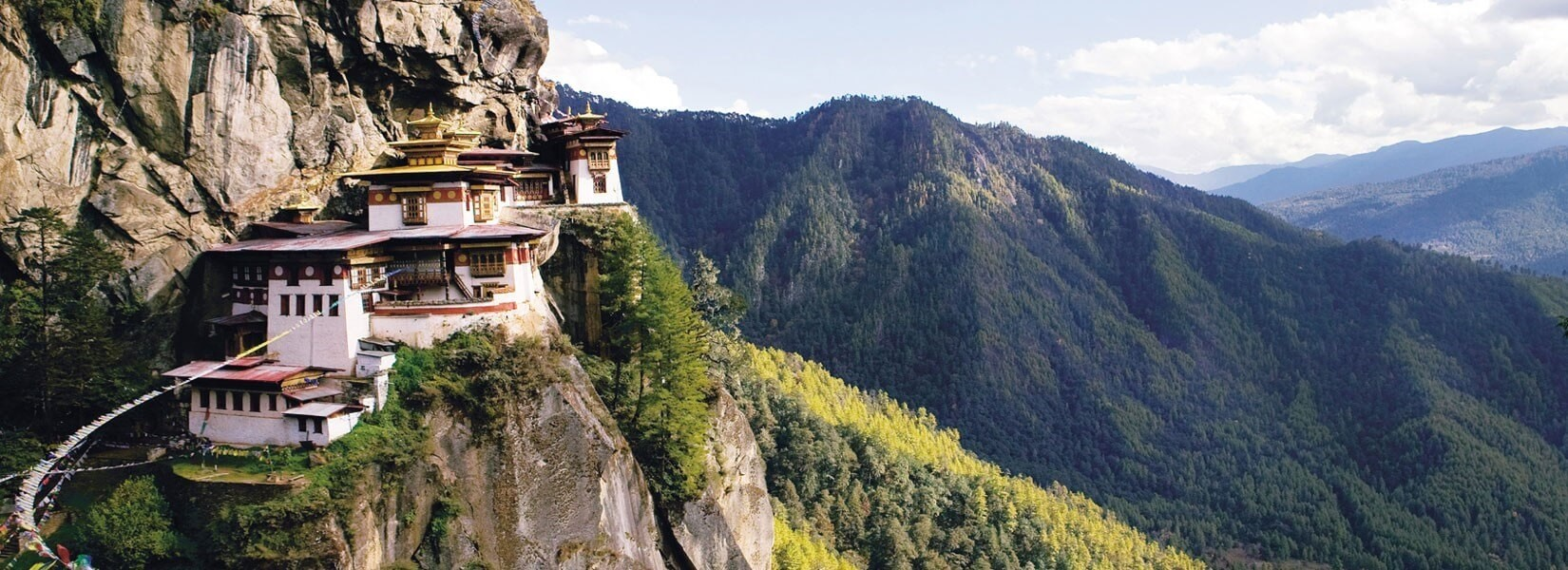 Bhutan Tiger Nest Tour 7 Days