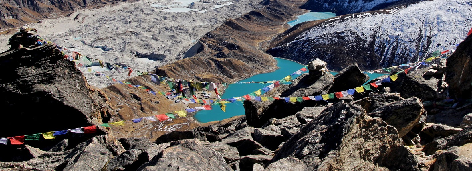 Everest Gokyo Lakes Trek