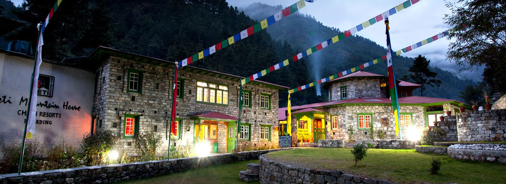 Everest Luxury Lodges Trek
