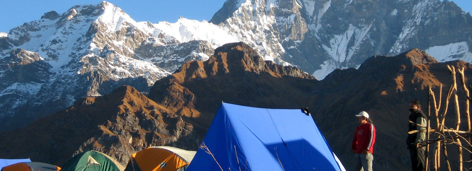 Machhapuchhre Model trek (fishtail mountain model trek)