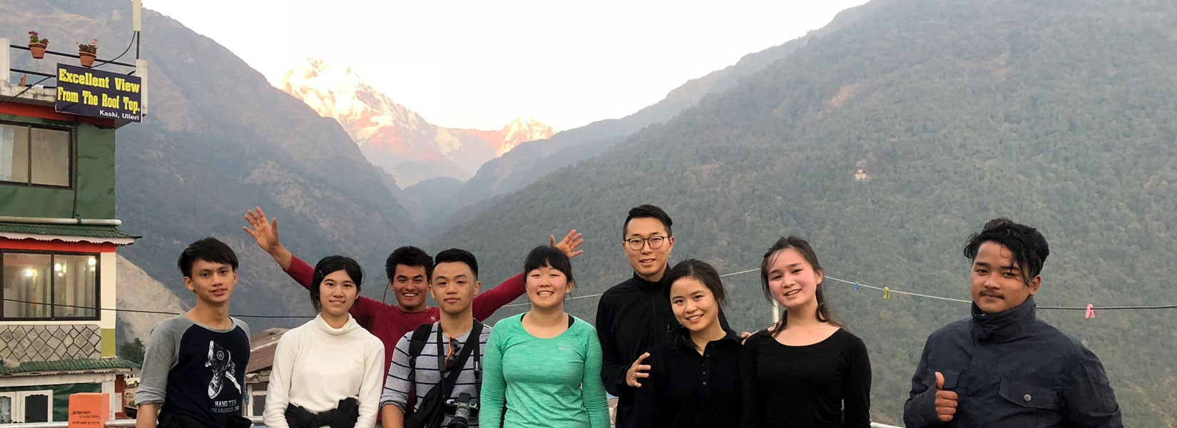 Poon Hill Family Trekking