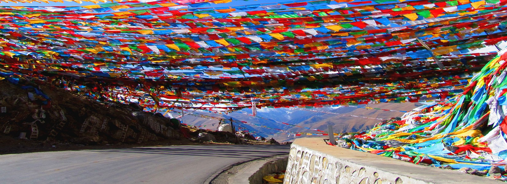 Tibet Lhasa Overland Tour 8 Days