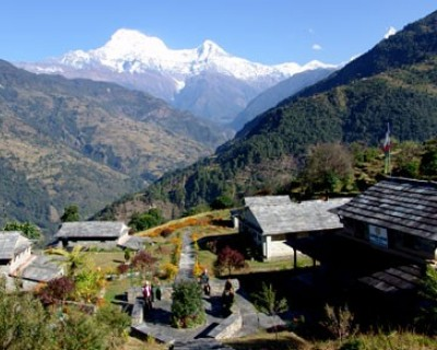 Annapurna Luxury lodge trek
