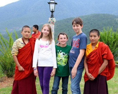 Bhutan Family Holidays 7 days