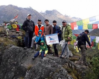 Everest Family Trekking