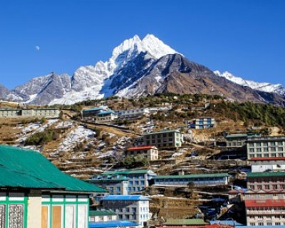 Everest Namche Bazaar Trek