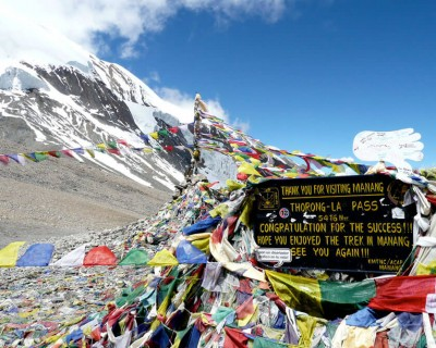 10 Days Annapurna Circuit Trek