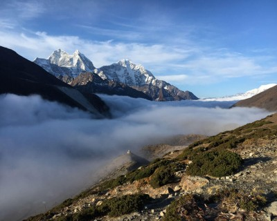 11 Days Everest Base Camp Group Trek