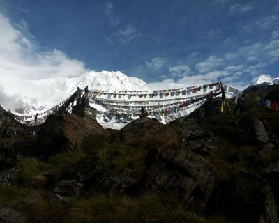 12 Days ABC with Poon hill Trek
