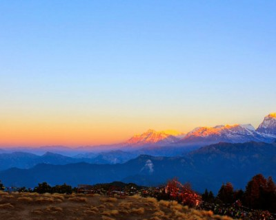5 Days Poon Hill Trek