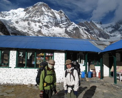 ABC Trek via Ghorepani Poonhill