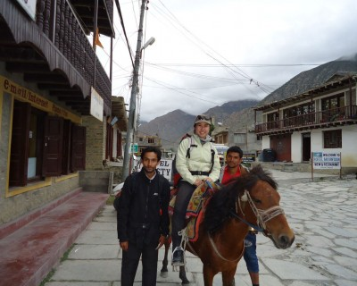 Jomsom Pony Trek