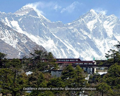 Luxury Holidays to Everest Kondge Ridge
