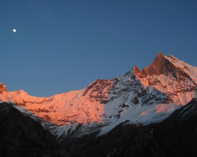 Solo Annapurna Base Camp Trek