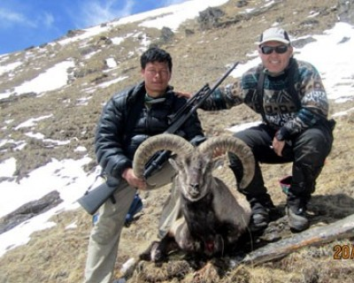 Hunting in Nepal