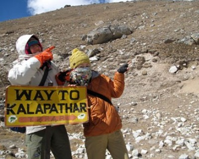Kala Patthar EBC Trek with Sherpa Guides