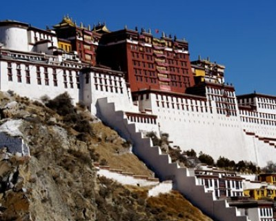 Kathmandu to Lhasa tour via Everest base camp