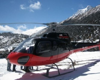 Langtang Valley Tour by Helicopter