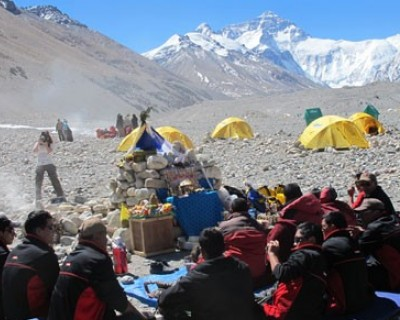 Lhasa Everest base camp Trek