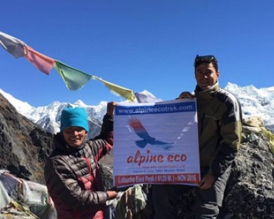 Lobuche East Peak Climbing with Everest Base Camp Trek - 19 Days