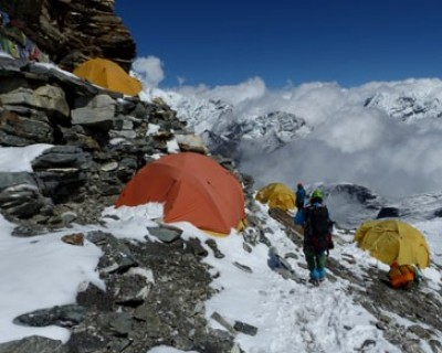 Mera Peak and Amphu Lapcha Pass Trek