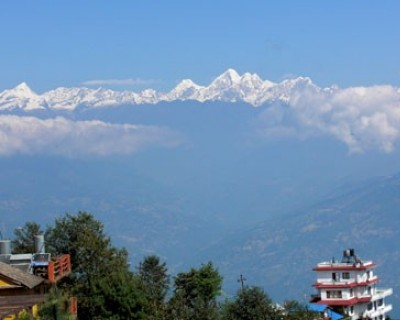 Nagarkot Hillside Hiking