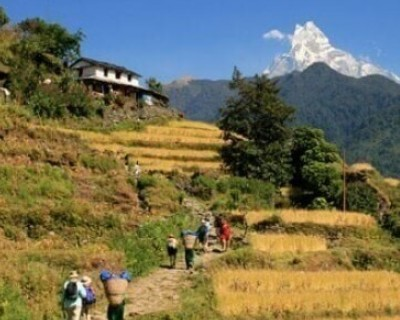 Naudanda Village Hiking
