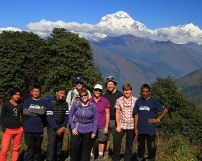 Nepal Adventure hiking tour