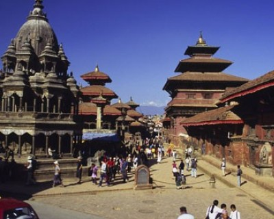 Nepal view travel