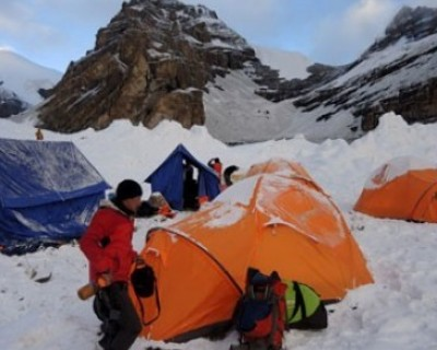 Saribung Peak Expedition