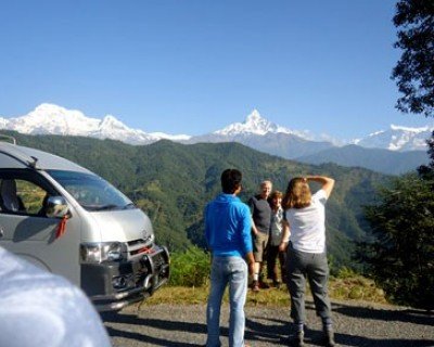 Short Annapurna Trek with Wildlife Safari