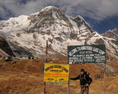 Solo Trekking to Annapurna Base Camp