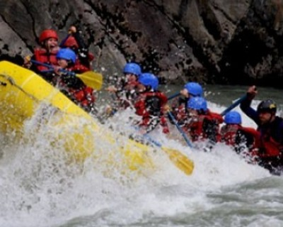 Trishuli River White Water Rafting